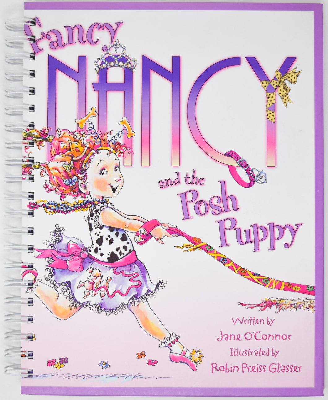 Fancy Nancy with the Posh Puppy