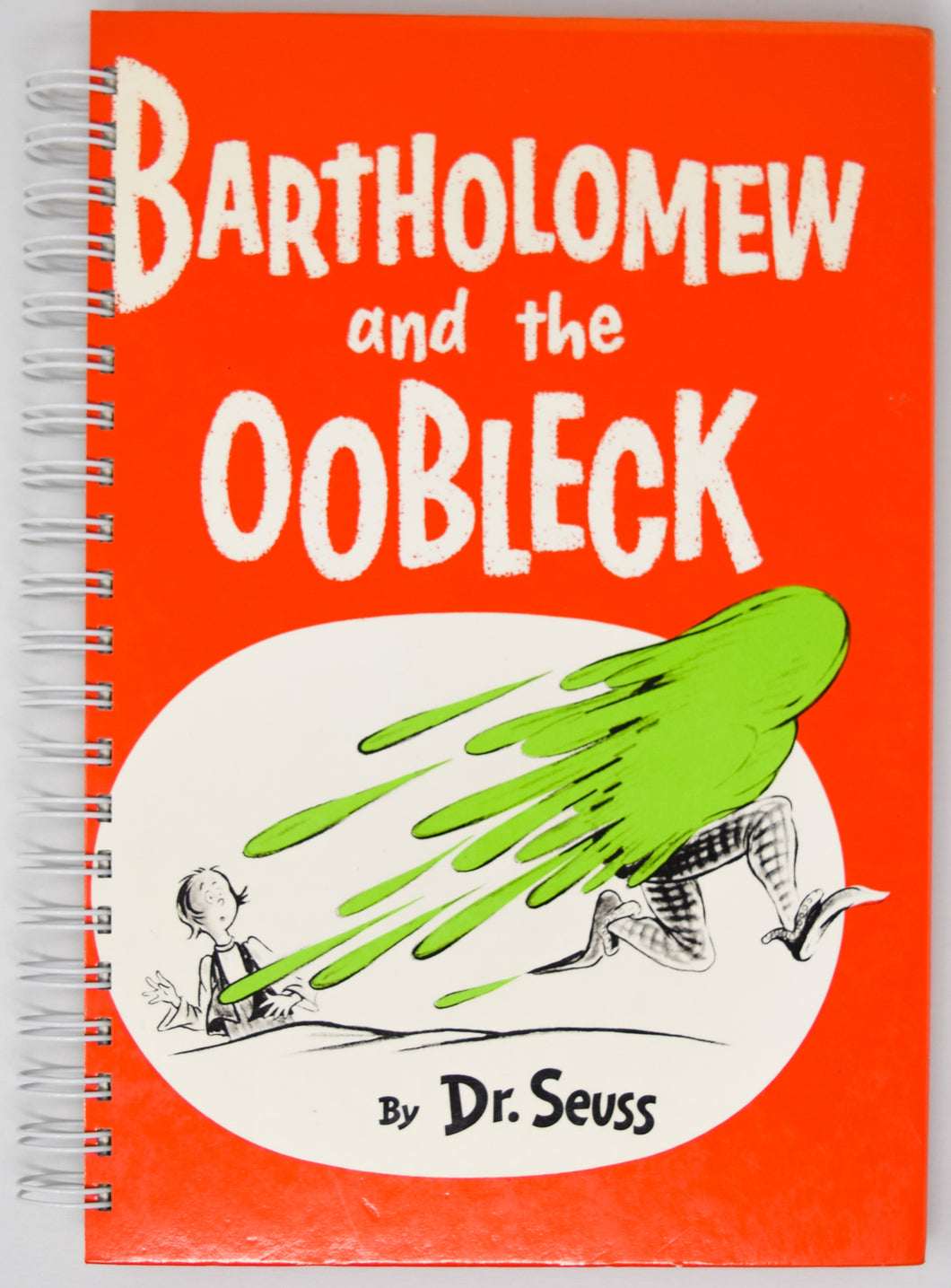 Bartholomew and the Oobleck (L)