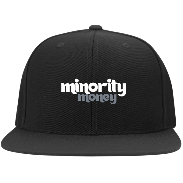 Minority Money Flat Bill Hat