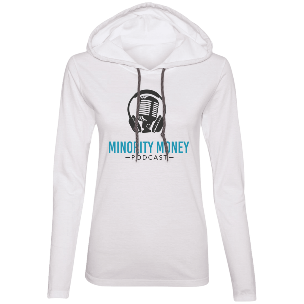 Minority Money Women's Tee Hoodie