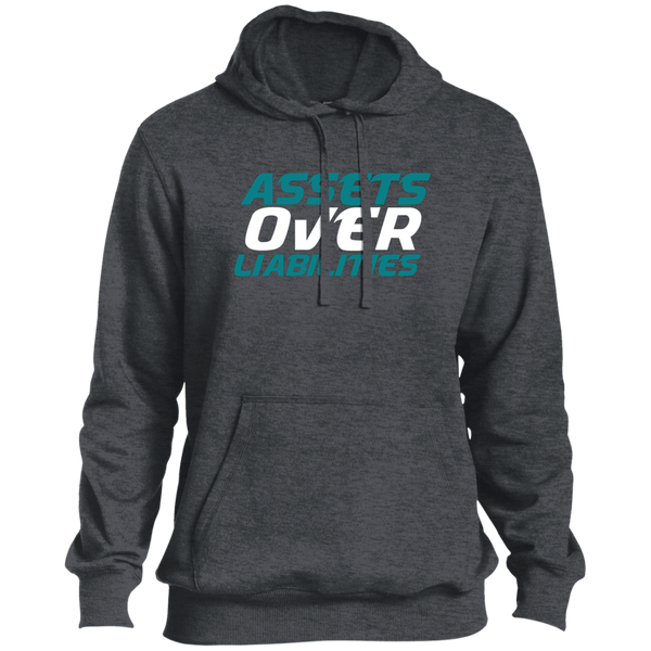 Assets Over Liabilities Pullover Hoodie