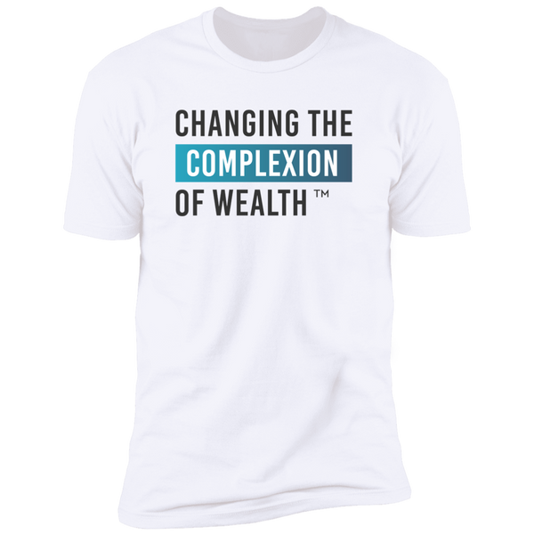 Changing Wealth Men's Tee