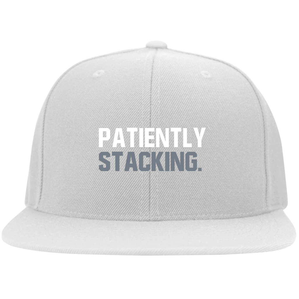 Patiently Stacking Flatbill Hat
