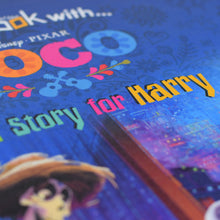 Load image into Gallery viewer, Personalised Disney Coco Story Book