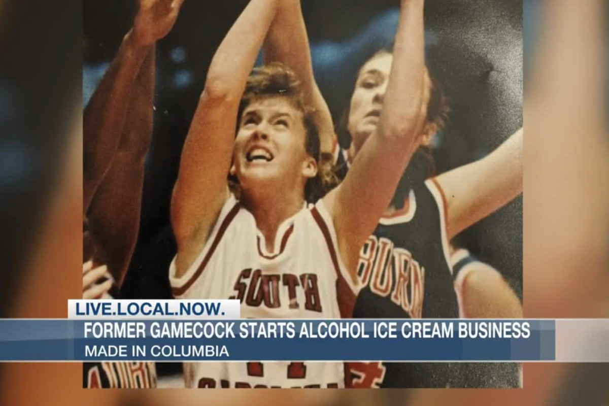 Former Gamecocks Basketball Player Finds Success With Alcohol Ice Cream CompanyProof