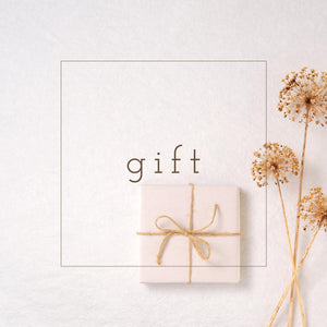 + Gift Wrapping