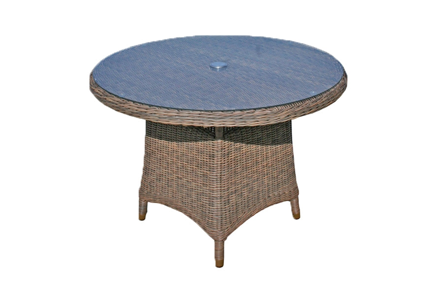 110cm Marlow Round Dining Table