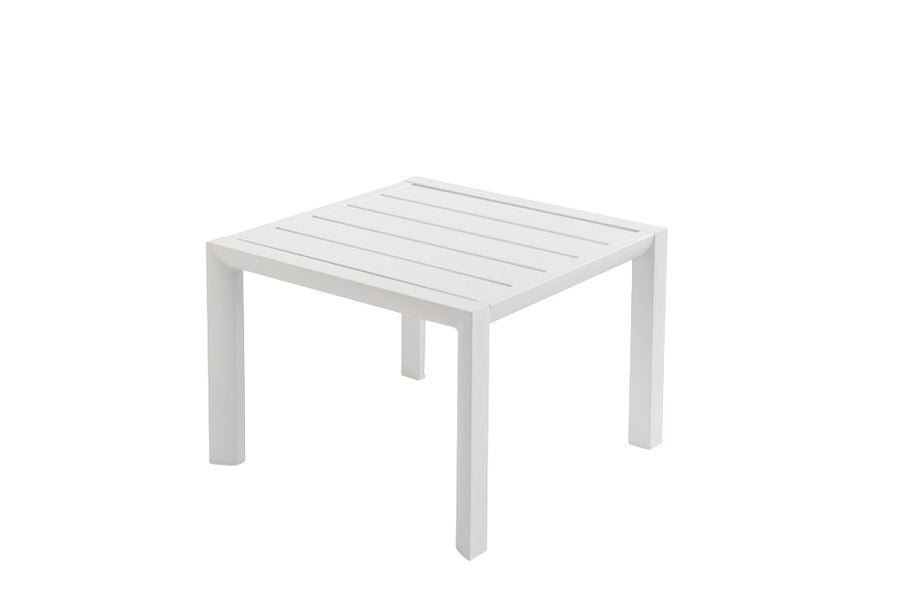 50cm Paris Side Table - Ice