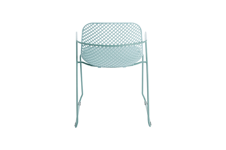 Remy Stacking Armchair - Blue