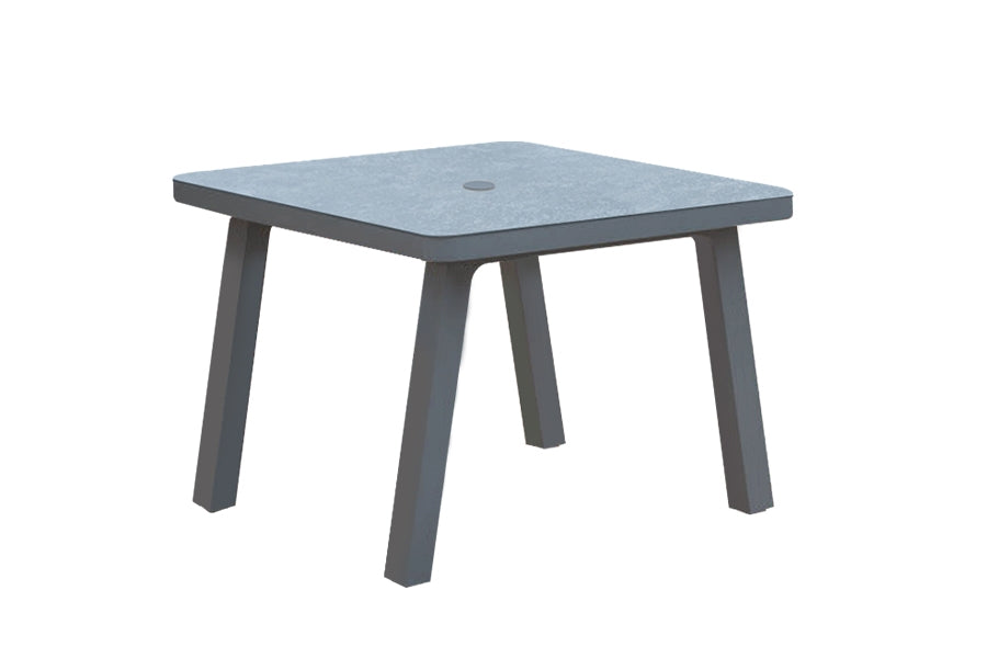 100cm Verona Square Dining Table