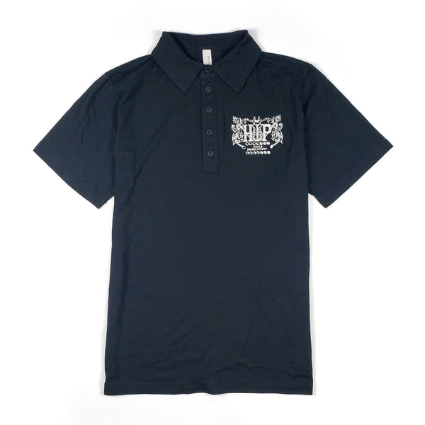 Vintage 2015 Tour Embroidered Polo Shirt  - Unisex