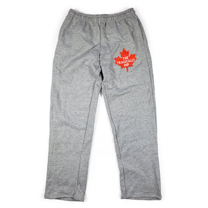 Leaf Fleece Sweat Pants