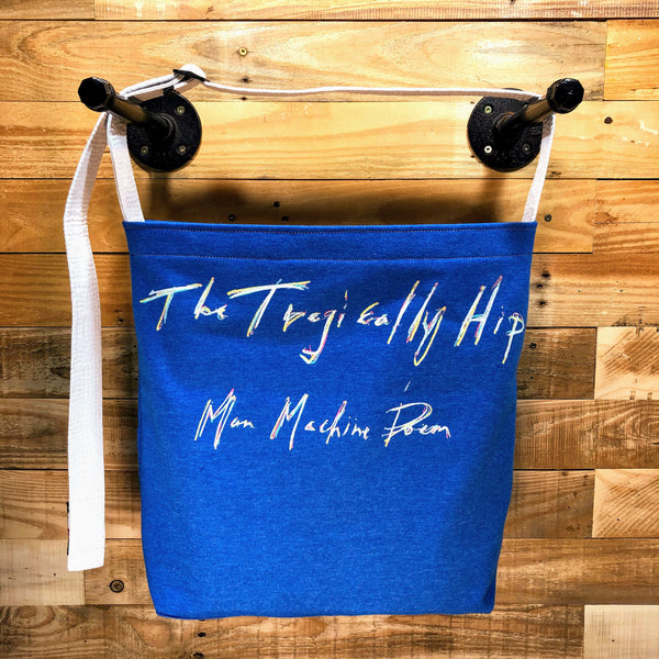 Tee Bags by Goodfarken - Man Machine Poem