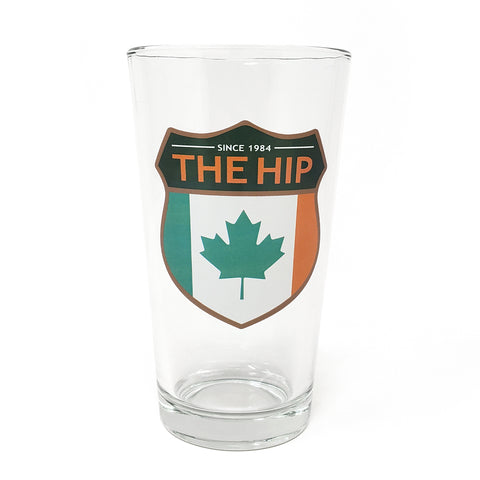 The Hip St. Patrick's Sláinte Day Pint Glass