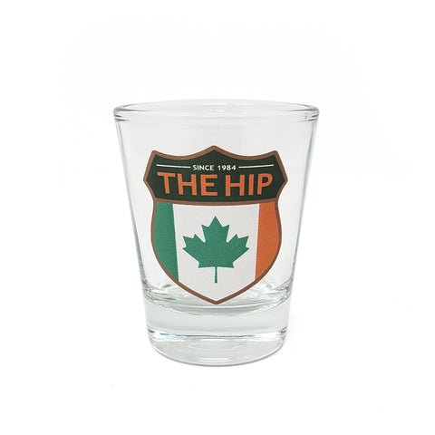 The Hip St. Patrick's Sláinte Day Shot Glass