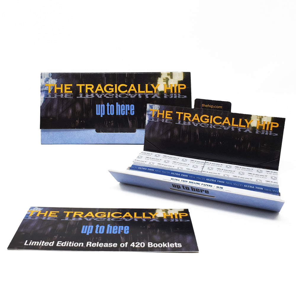 Rolling Papers: Up To Here - Limited Edition Collectors Series