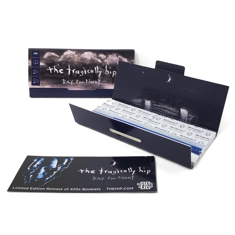 Rolling Papers: Day For Night  - Limited Edition Collector's Series