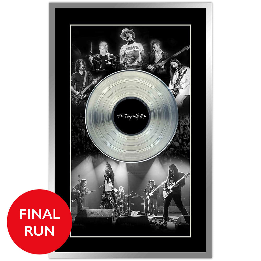 Platinum Plaque