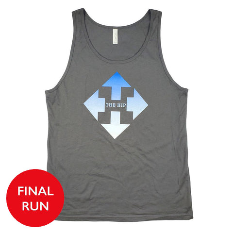 Unisex Tank Top: The Arrows Design