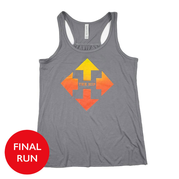 Women's Tank Top: The Arrows Design