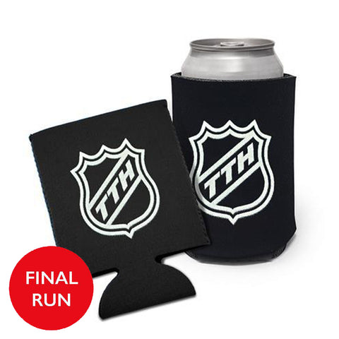 Neoprene Can Coozie - Black