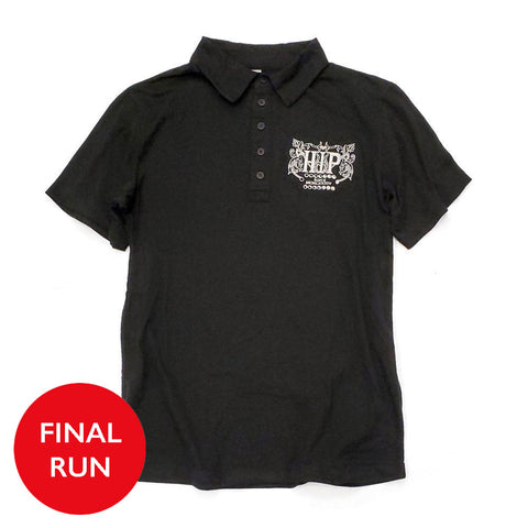 Since MCMLXXXIV Black Polo Shirt