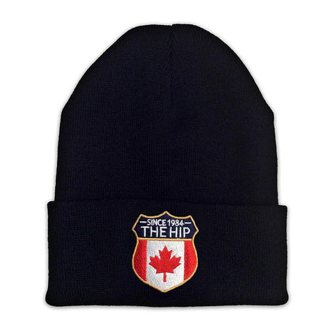 THE HIP Crest logo Toque