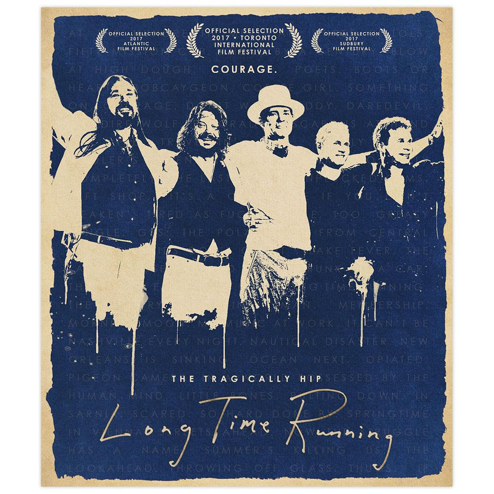 Long Time Running DVD