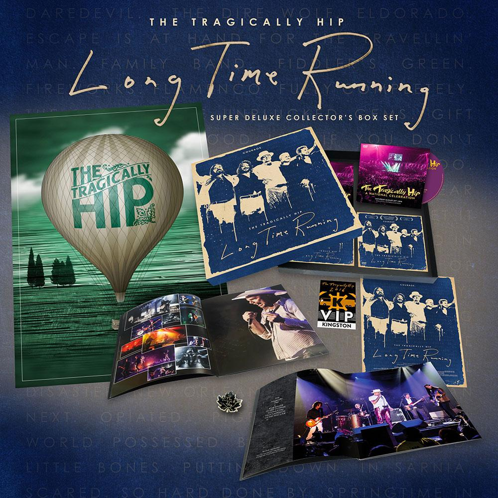 Long Time Running Super Deluxe Collector's Edition