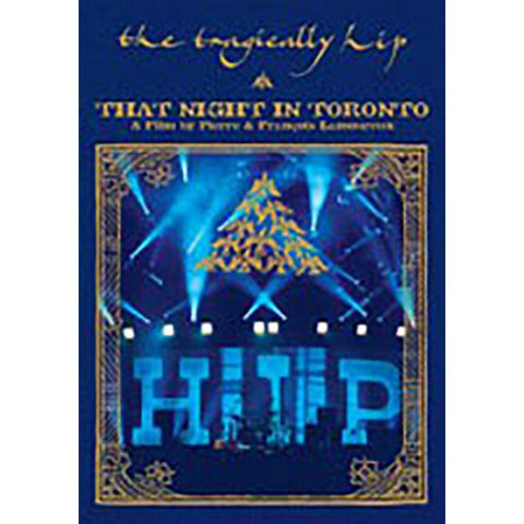 That Night In Toronto DVD