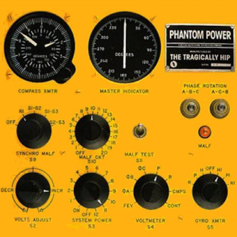 Phantom Power CD