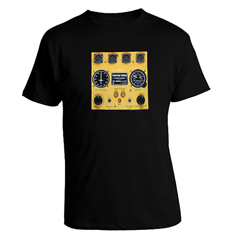 Phantom Power Vintage Album T-shirt