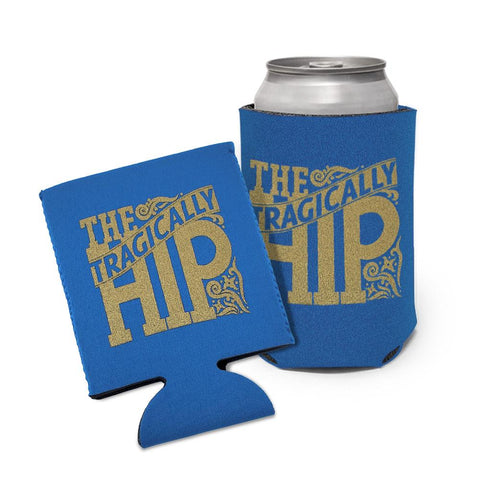 Neoprene Can Coozie - Blue