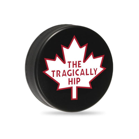 """Away"" Regulation Hockey Puck"
