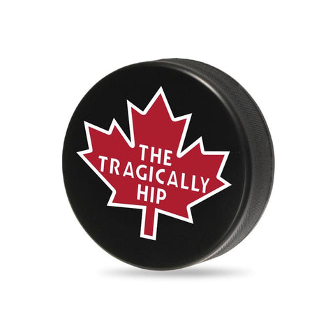 """Home"" Regulation Hockey Puck"