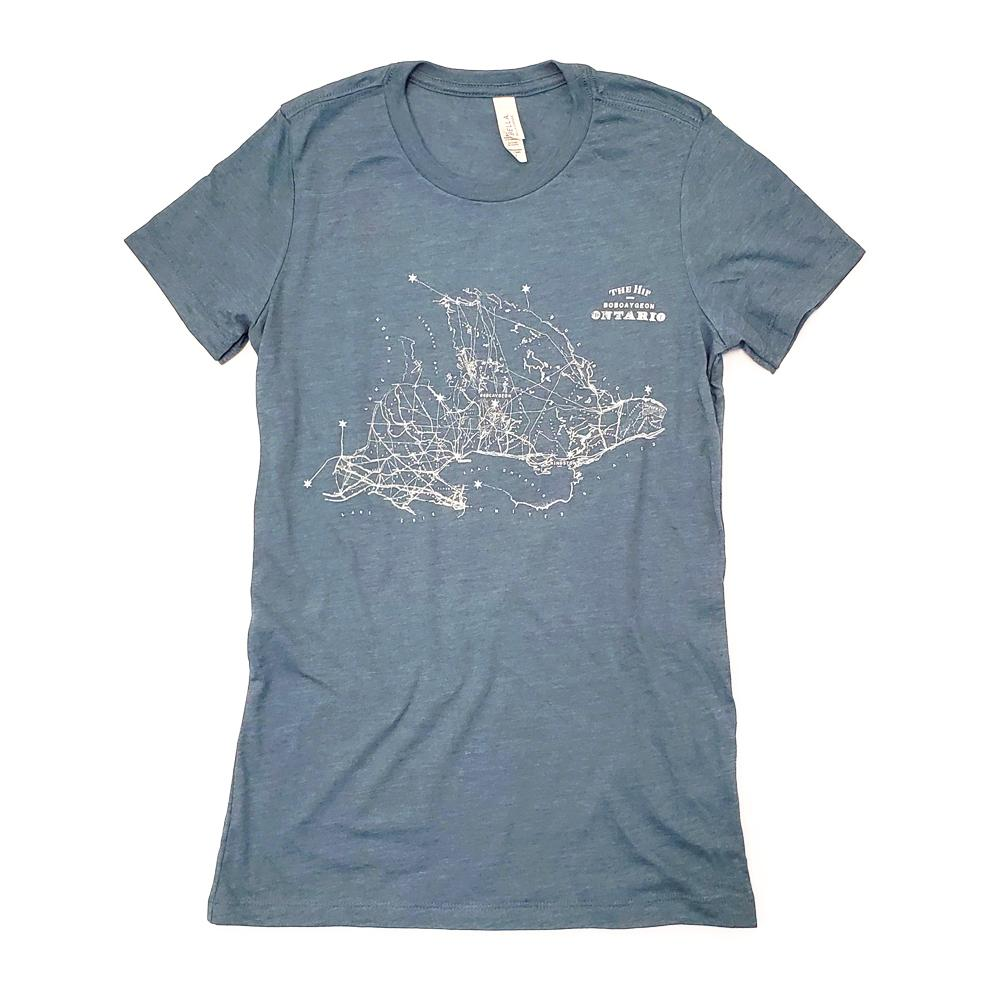 Bobcaygeon Ladies T-shirt