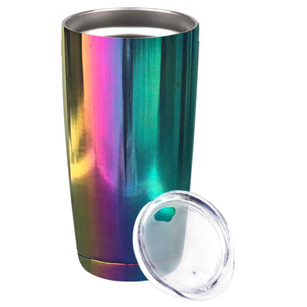 20 oz Insulated Stainless Steel Tumbler With Sip Lid