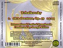 Load image into Gallery viewer, International Festival Symphonia - 1812 Overture