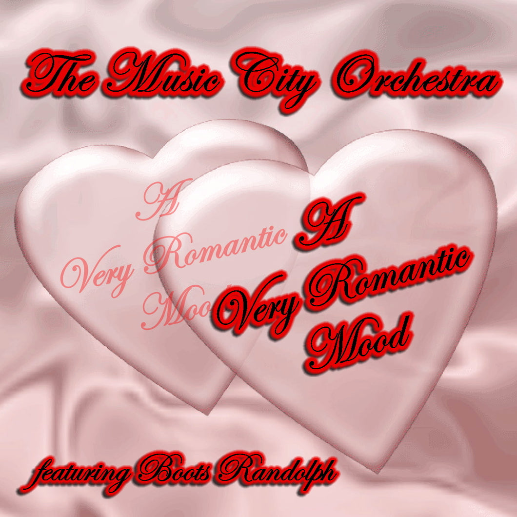 The Music City Orchestra - A Very Romantic Mood