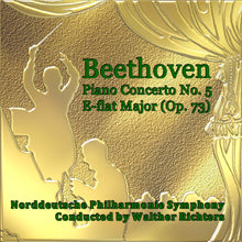 Load image into Gallery viewer, Norddeutsche Philharmonie Symphony - Beethoven: Piano Concerto No. 5
