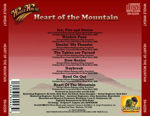 Whole Wheat - Heart of the Mountain