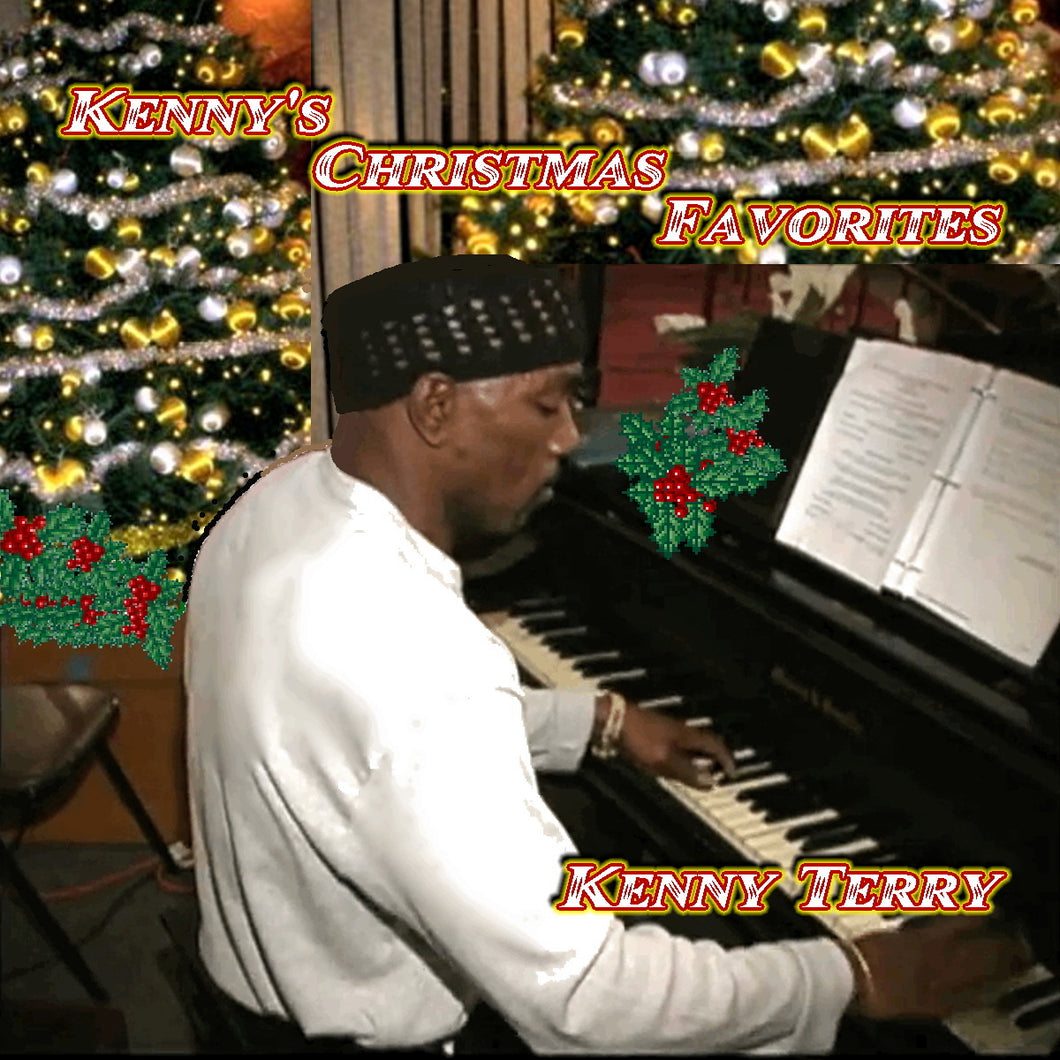 Kenny Terry-  Kenny's Christmas Favorites
