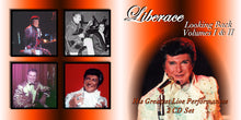 Load image into Gallery viewer, Liberace - Looking Back (Volumes I & II)