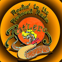 Load image into Gallery viewer, Rat'lers - Rockin' to the Redneck Radio