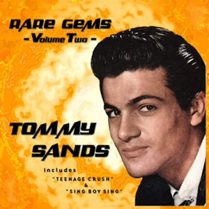 Tommy Sands Rare Gems - Volume Two
