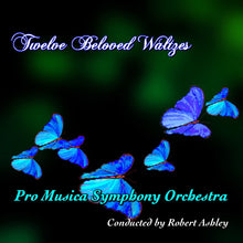 Load image into Gallery viewer, Pro Musica Symphony Orchestra - Twelve Beloved Waltzes