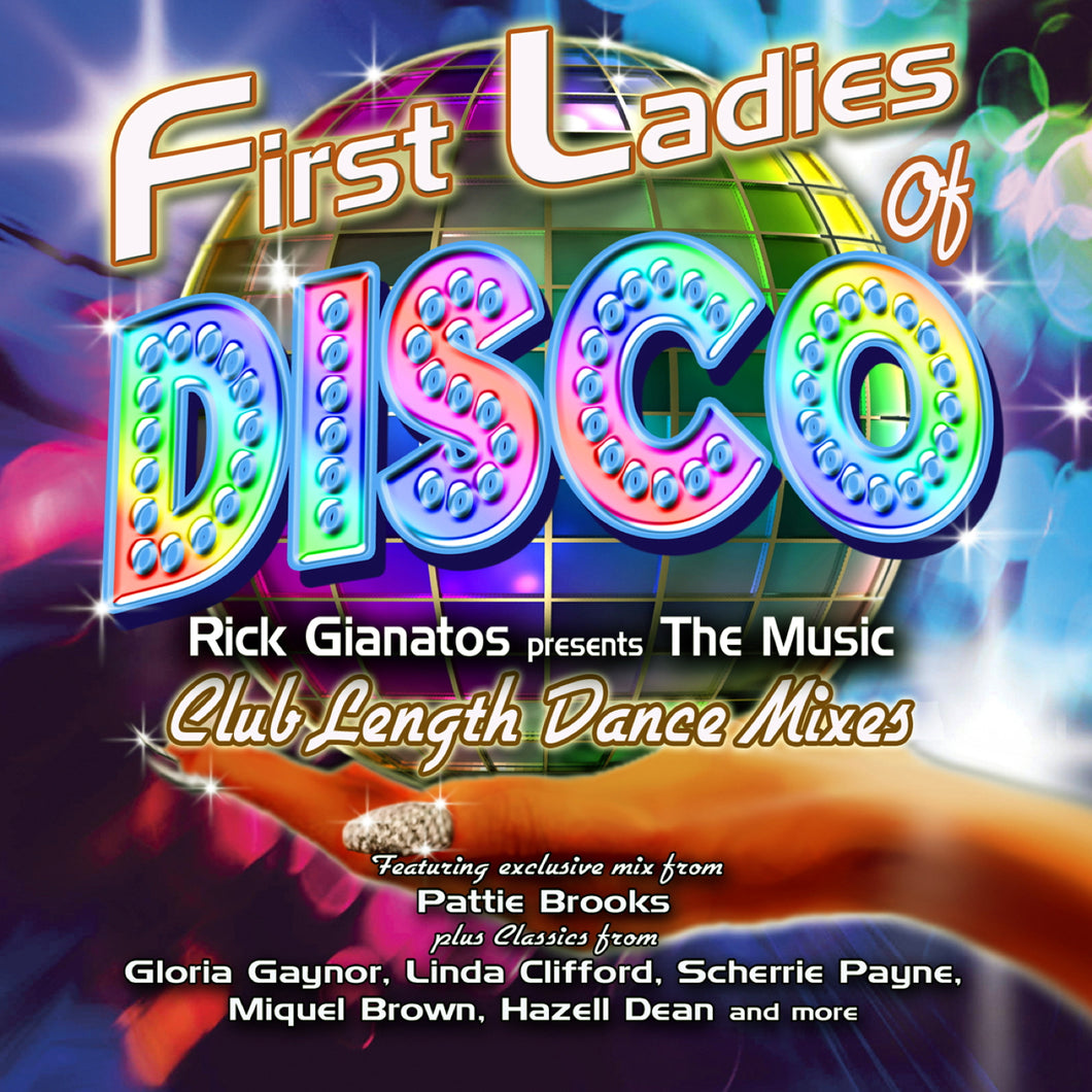 Various Artists - First Ladies of Disco