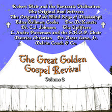 Load image into Gallery viewer, Various Artists - Great Golden Gospel Revival Vol. 2