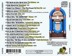 Various Artists -  Jukebox Collection Vol. 1