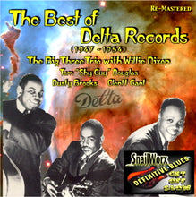Load image into Gallery viewer, Various Artists - The Best of Delta Records